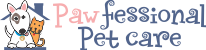 Pawfesssional Pet Care logo
